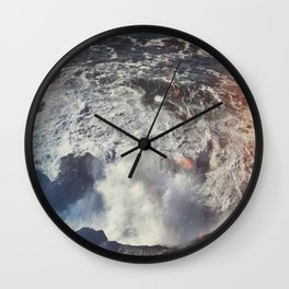 We Aint Ever Getting Older Wall Clock
