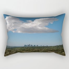 Los Angeles Skies Rectangular Pillow