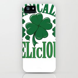 Ireland Dublin Gift Irish Catholic St.Patrick iPhone Case