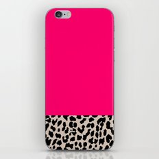 Minimal Leopard iPhone & iPod Skin