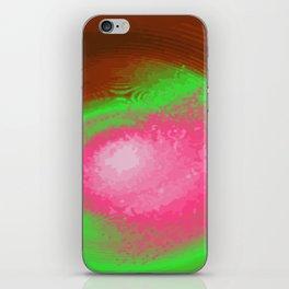 Psychedelica Chroma VIII iPhone Skin