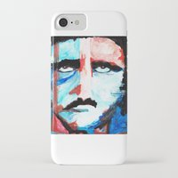 poe iPhone & iPod Cases featuring Poe by J. John Whitmore
