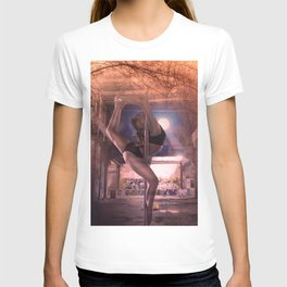 Unexplained lost space T-shirt