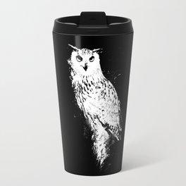 Nocturnal Wisdom  Travel Mug