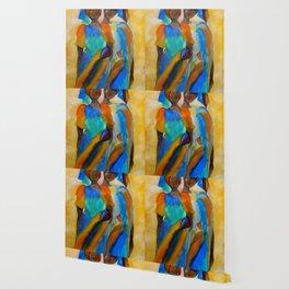 African Costumes Wallpaper