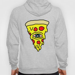 Pizza Illuminati Hoody