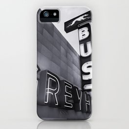 GREYHOUD BUS STATION iPhone Case