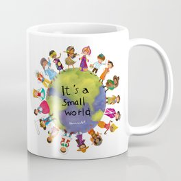 It's a Small World Coffee Mug