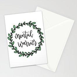 Mental Warrior Stationery Cards