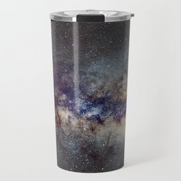 The Milky Way: from Scorpio, Antares and Sagitarius to Scutum and Cygnus Travel Mug