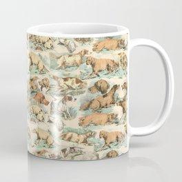 CRAZY BIRDDOGS IN THE FIELD Coffee Mug