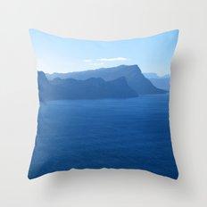 Cape of Good Hope II Throw Pillow