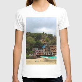Dreamy Mexican Beach Day T-shirt