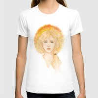 enjolras T-shirts featuring Eyes of a leader by Elnawen