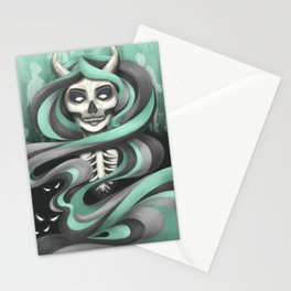 Lady Hades Stationery Cards