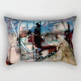 Glazed Rectangular Pillow