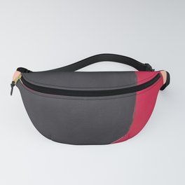25  | 190330 Abstract Shapes Painting Fanny Pack
