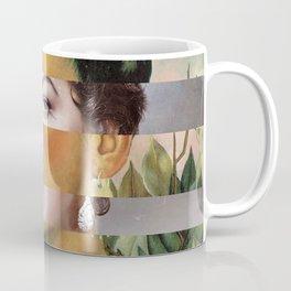 Frida's Self Portrait with Hand Earrings & Ava Gardner Coffee Mug