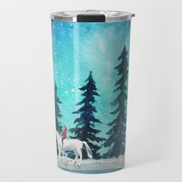 Take me to the stars Travel Mug
