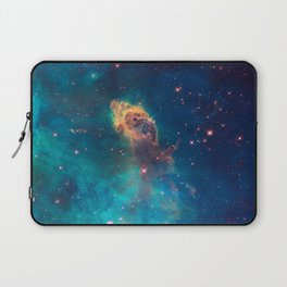 Space Nebula, A View of Astronomy, Stars, Galaxy, and Outer space  Laptop Sleeve