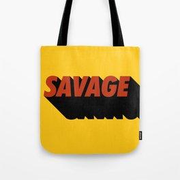 Savage 08 Tote Bag