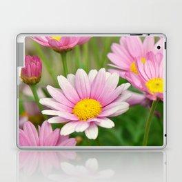 Daisy pink 090 Laptop & iPad Skin