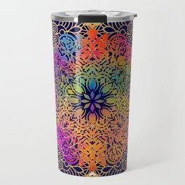 Mandala Divine Travel Mug