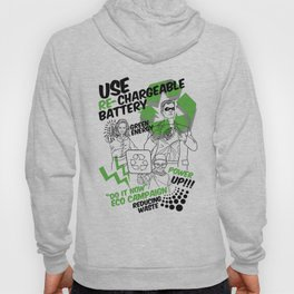 Eco Campaign Hoody