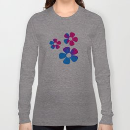 Puff of colors Long Sleeve T-shirt