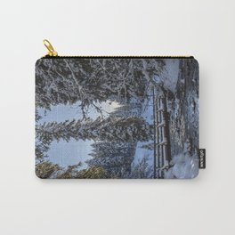 A winter walk Carry-All Pouch