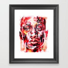 COLLECTIVE MASTERPIECE Framed Art Print