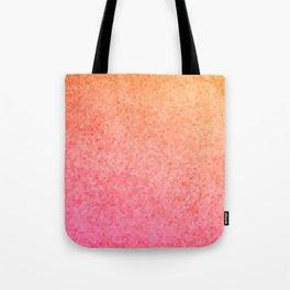 Sea Glass ~ Coral Tote Bag