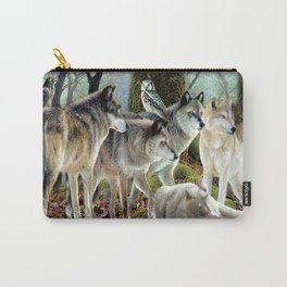 Los Lobos Carry-All Pouch