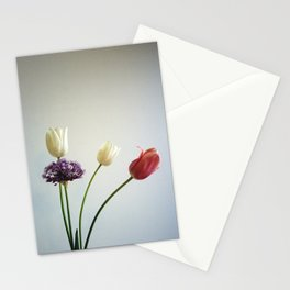 """""""life tends to come and go"""" Stationery Cards"""