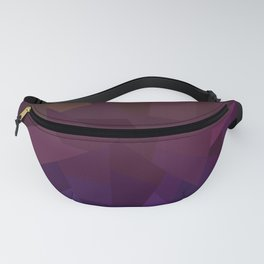 Patchwork - Flipped Fanny Pack