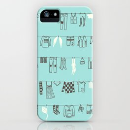 One Fine Day iPhone Case