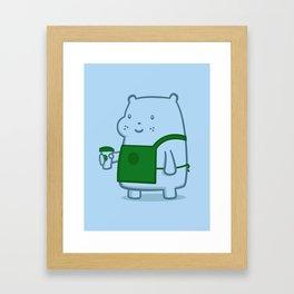 Bearista Framed Art Print