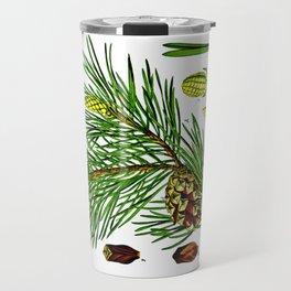 Pinus sylvestris Travel Mug