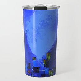 beneath the walls Travel Mug