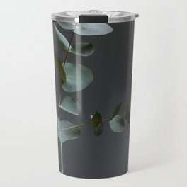 Eucalyptus leaves in the afternoon Travel Mug