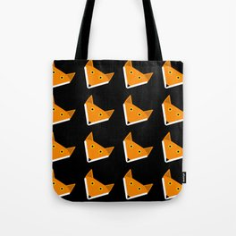 No One Can Catch The Motherfucking Fox Print Tote Bag