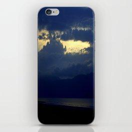 Blues. iPhone Skin