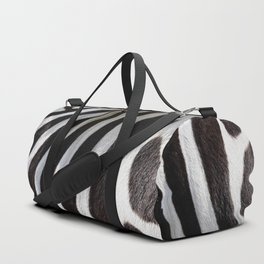 """Pop Safari 01 Zebra"" Duffle Bag"
