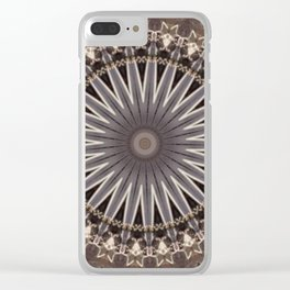 Some Other Mandala 81 Clear iPhone Case