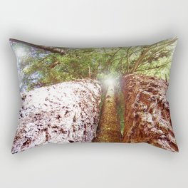 Falling UP! Rectangular Pillow