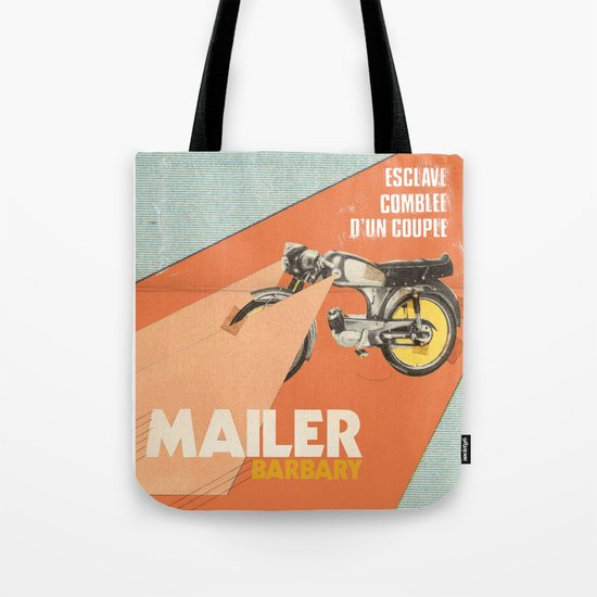 Mailer Barbary Tote Bag