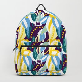 From The Tropics - Blues Backpack