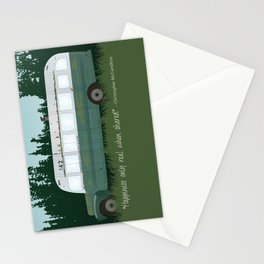 Into The Wild - Magic Bus Stationery Cards