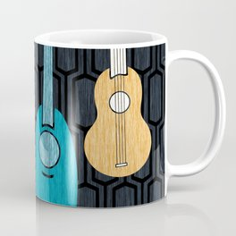 Hawaiian Ukuleles Coffee Mug