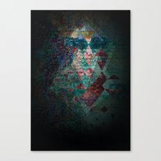 Digitalized Canvas Print